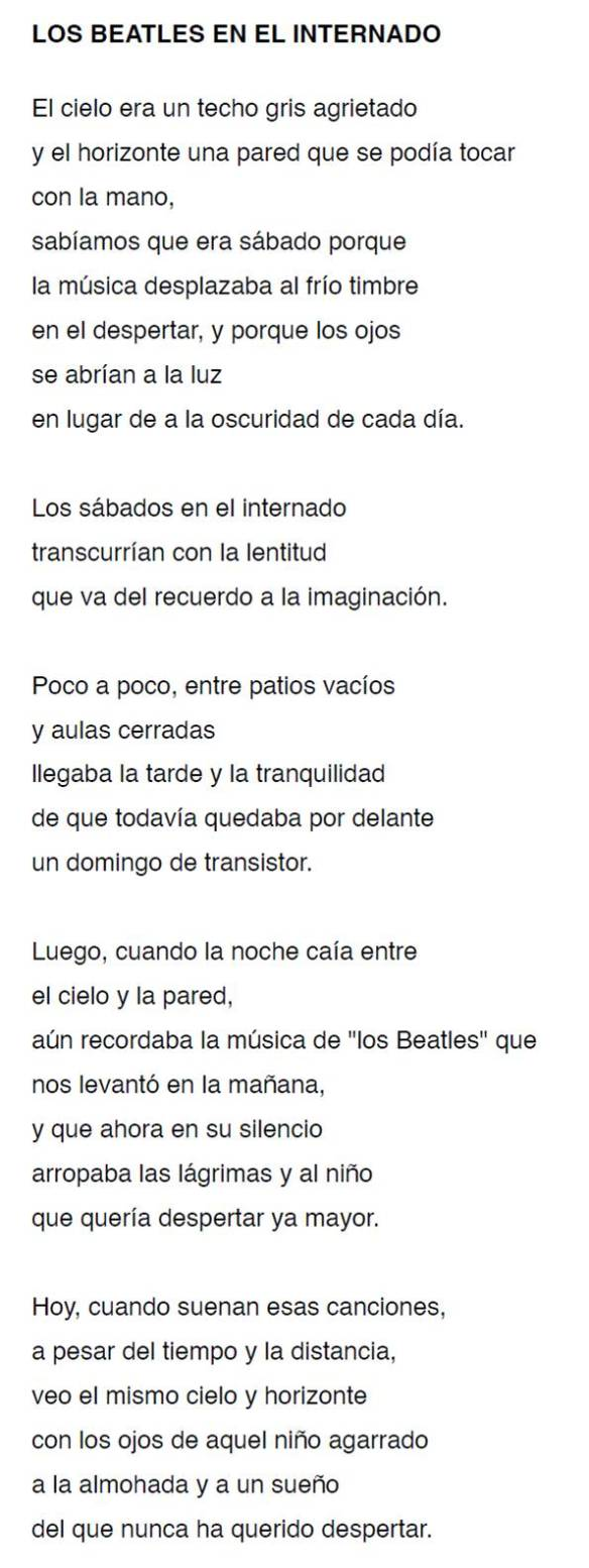 BEATLES EN EL INTERNADO-P