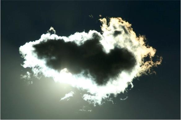 BORDE DE LA LUZ-Nube