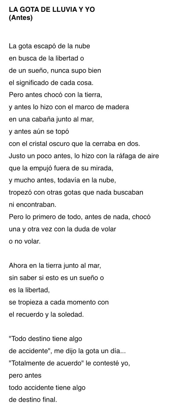 LA GOTA DE LLUVIA Y YO-12-5-15