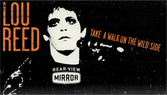 LOU REED-WILD SIDE