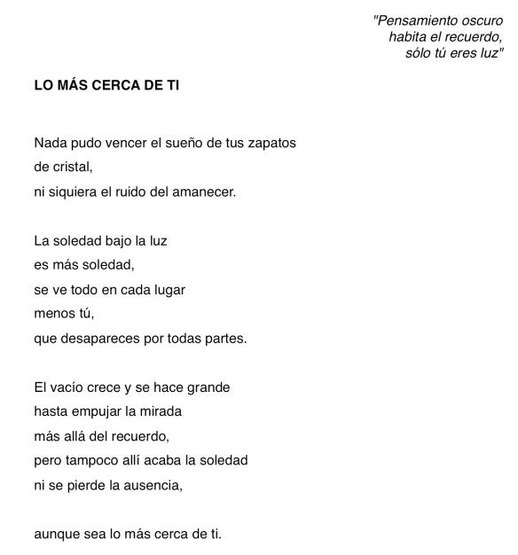 LO MAS CERCA DE TI-MLA 2015