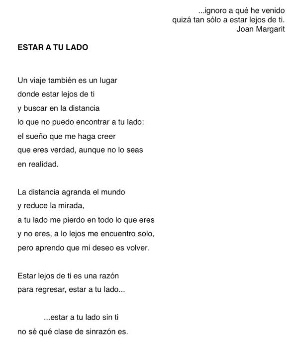 ESTAR A TU LADO-MLA 4-3-16
