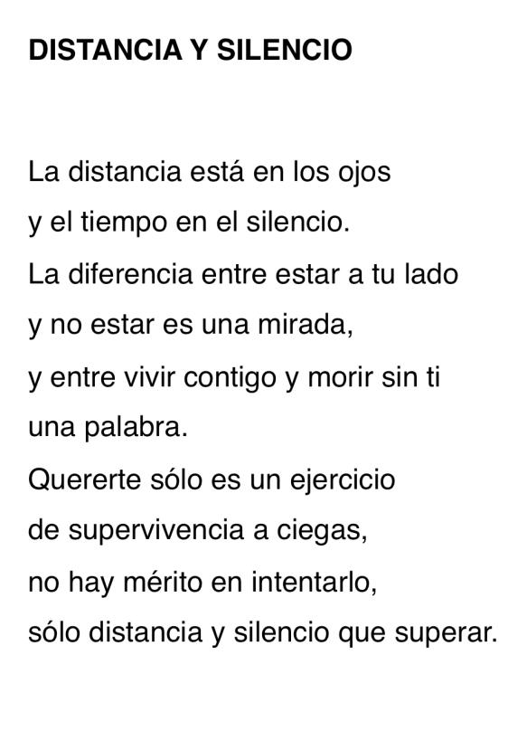 DISTANCIA Y SILENCIO-MLA2-3-16