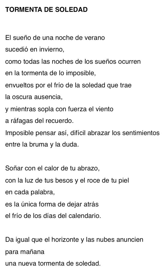 TORMENTA DE SOLEDAD-MLA 28-7-16